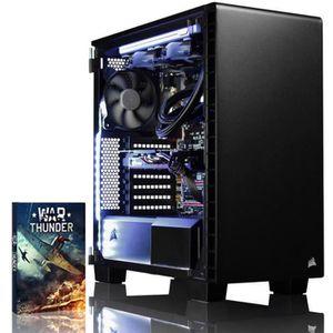 UNITÉ CENTRALE  VIBOX Armageddon GS550T-165 PC Gamer Ordinateur av