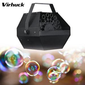 MACHINE À BULLES VIRHUCK Machine à bulles automatique professionnel