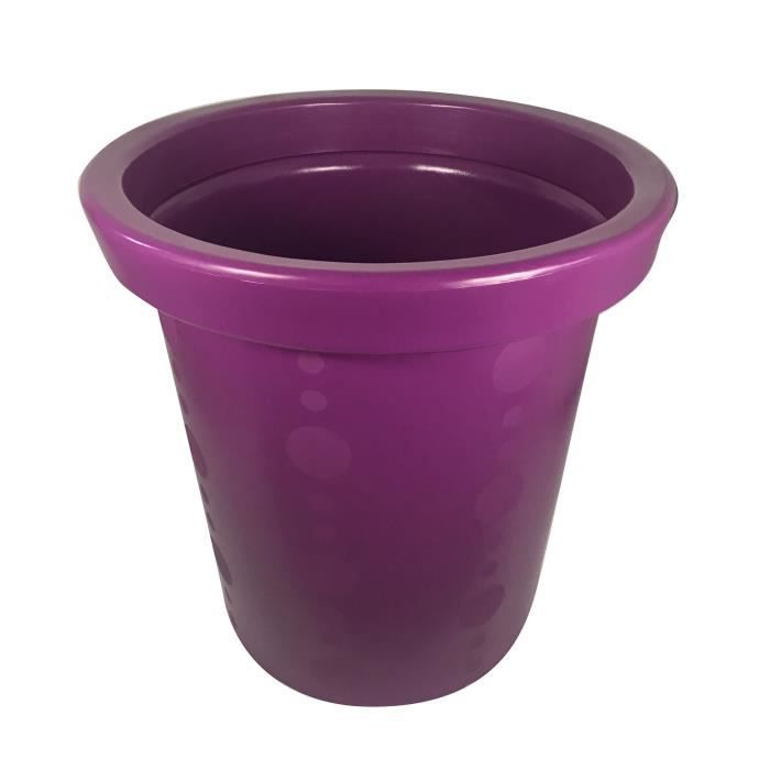 Pot de fleurs Delight - 420 L - Violet