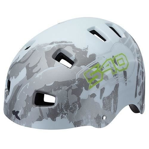Ked casque 5forty blanc mat
