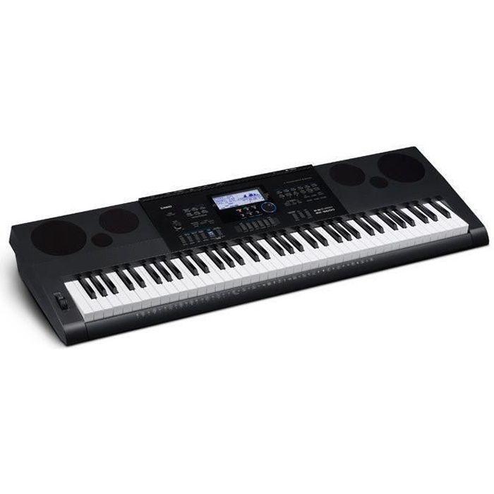 CASIO WK-6600 Clavier 76 Touches