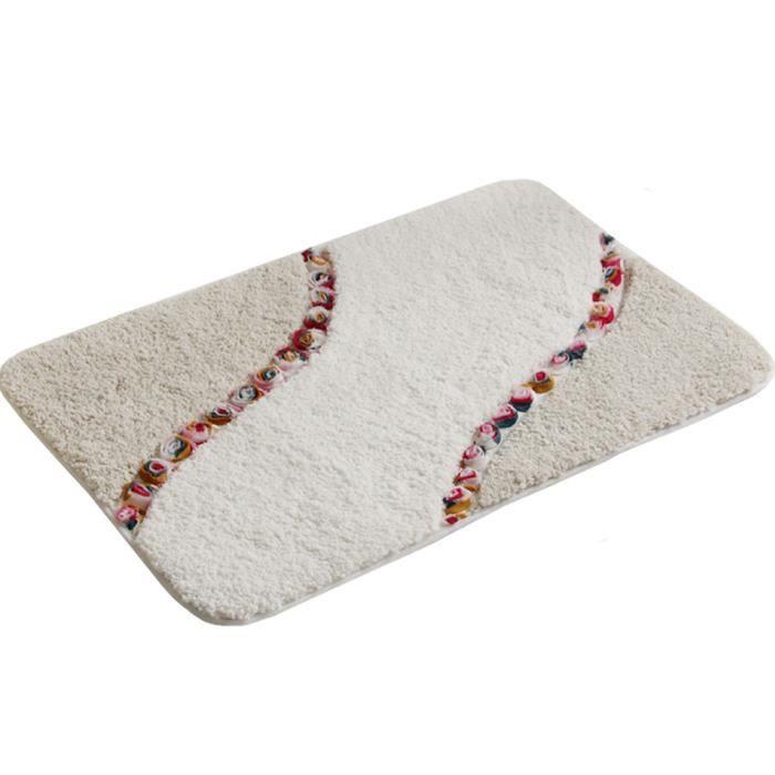 Tapis D Entrée Absorbant super absorbant paillasson tapis d'entrée salle de bains paillasson