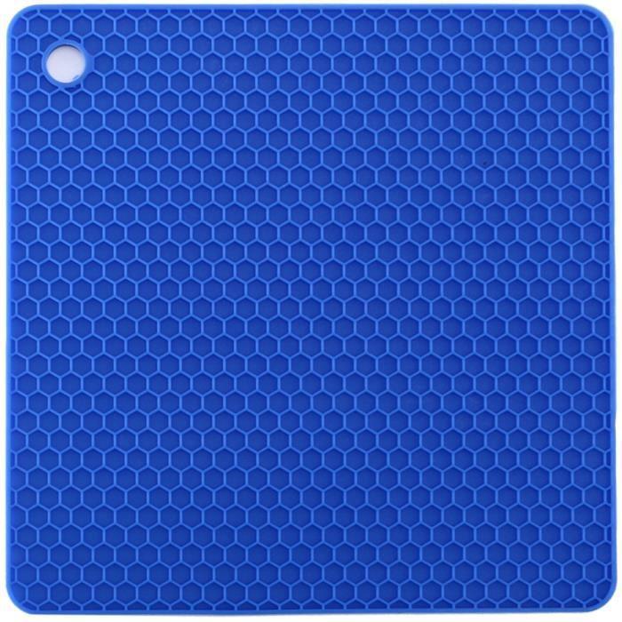 TAPIS 1pcs Dessous de plat silicone Tapis à Dessous de T