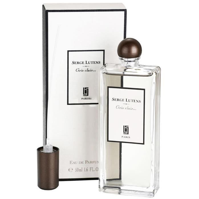 De Lutens Clair Parfum 50ml Vaporisateur Serge Gris Mixte Eau 435RjLAq