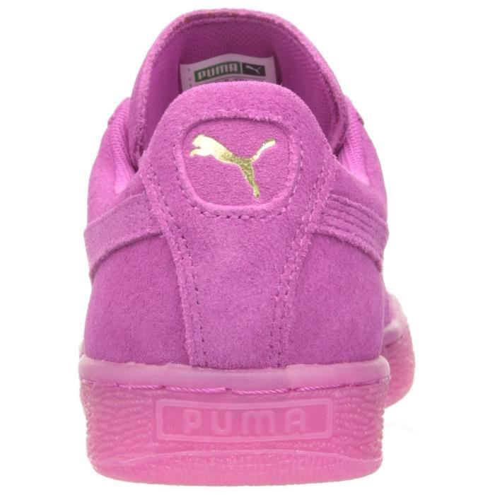 Puma Sneaker Mode Suede Classic Iced Wn V0HHX Taille-37 1-2