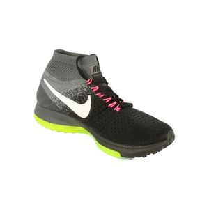 the latest fa69e cdd42 ... BASKET Nike Femme Zoom All Out Flyknit Running Trainers 8. ‹›