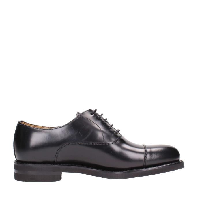 Berwick 1707 Lace Shoes Homme Noir