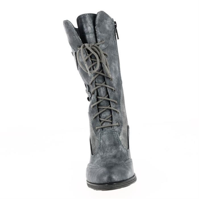 bottines / low boots 1255-504 femme mustang 1255-504