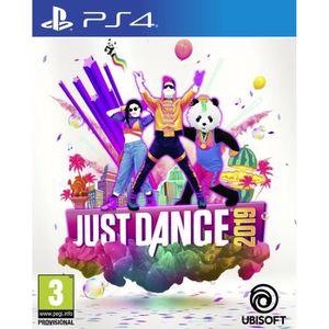 JEU PS4 NOUVEAUTÉ Just Dance 2019 Jeu PS4