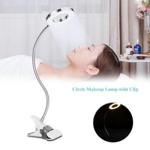 TABLE DE MANUCURE Cercle USB Lampe De Maquillage Sourcils Lèvres Tat