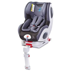 SIÈGE AUTO CARETERO Siège auto bébé Isofix  Graphite Groupe 0