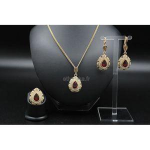 Bijoux orientaux de Turquie parure en plaqué or - Achat   Vente ... e47f5c295d90