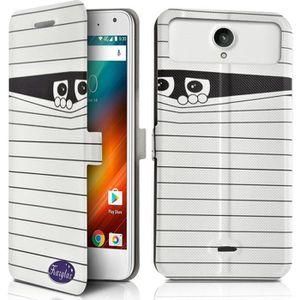 HOUSSE - ÉTUI Etui de Protection pour Smartphone Echo Surf - Mot 29575327069