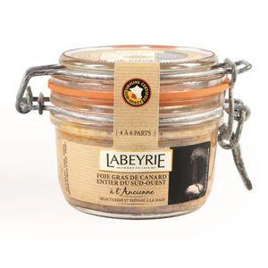 FOIE GRAS LABEYRIE Foie Gras de Canard Entier  du Sud-Ouest