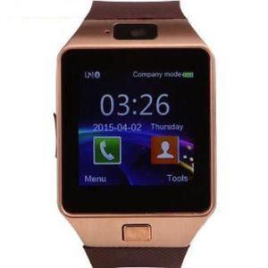 MONTRE CONNECTÉE  montre connectée smart watch GSM appareil photo e