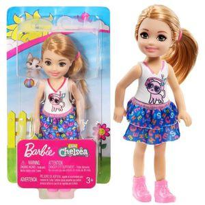 POUPÉE Chelsea Club Amis   Poupée Barbie   Mattel DWJ33  