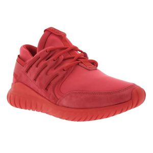 Chaussures Adidas Originals Tubular rouges homme