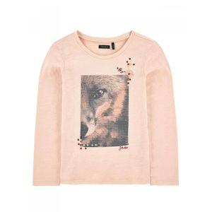 d4d8a21443d08 T shirt fille - Achat   Vente T shirt fille pas cher - Cdiscount ...