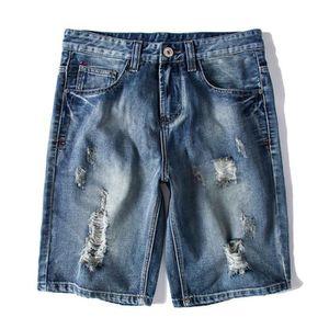 ***Promotion*** Short jean avec ceinture homme de marque Soulcal denim clair T.M
