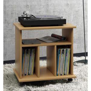meuble tv vcm mobilier pour disque vinyle