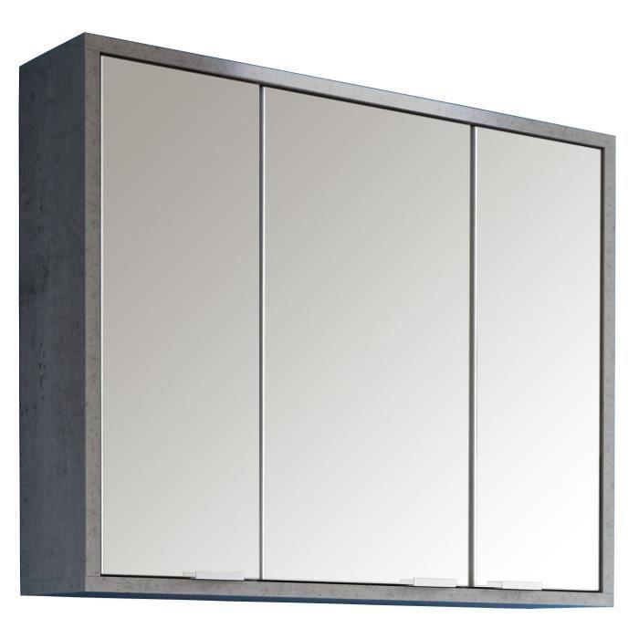 armoire de toilette salle de bain achat vente armoire. Black Bedroom Furniture Sets. Home Design Ideas