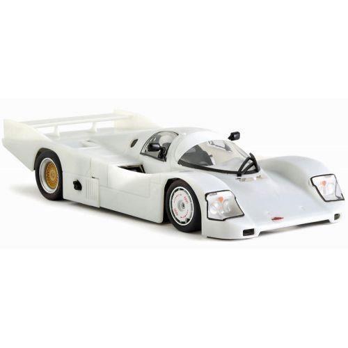 Ca34z Porsche Circuit Kit Miniature Vehicule Slot it Blanc Pour 34R5qALcj