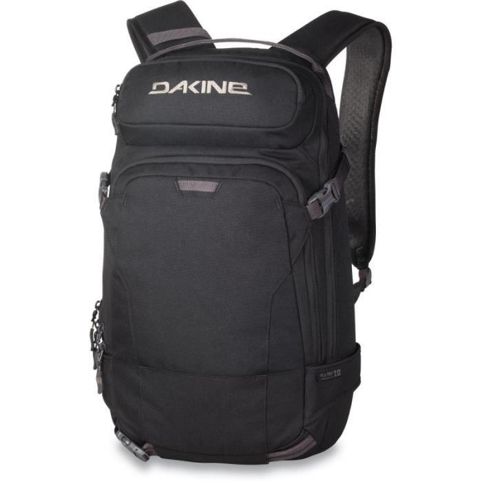 cadfc1281260b Sac A Dos Dakine Heli Pro 20l Black Noir - Achat   Vente sac à dos ...