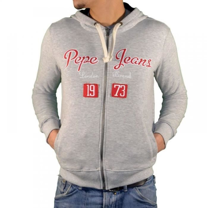 ad8fd4f2aba Gilet pepe jeans homme - Achat   Vente pas cher