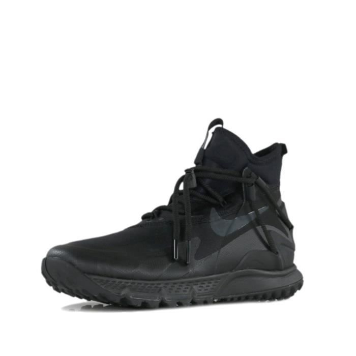 Noir Montantes Homme Nike Baskets 916830002 Polyester W29YDHIE