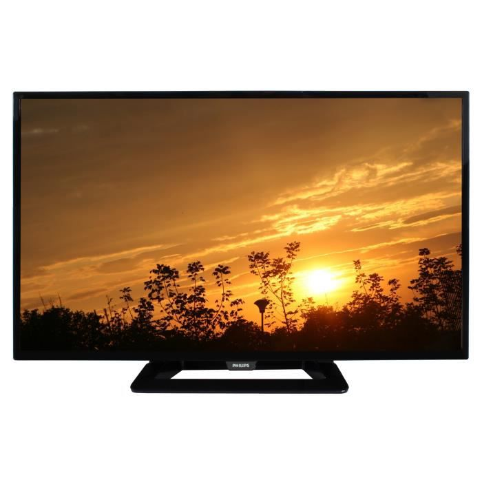 philips 32phk4200 tv led hd 80cm 32 t l viseur led. Black Bedroom Furniture Sets. Home Design Ideas