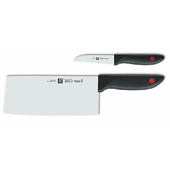Coffret 2 couteaux Zwilling Twin Point : Office… - Achat / Vente ...