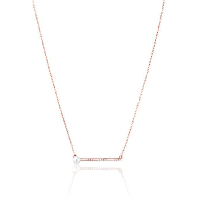 Collier CLEOR Argent 925-1000 Perle
