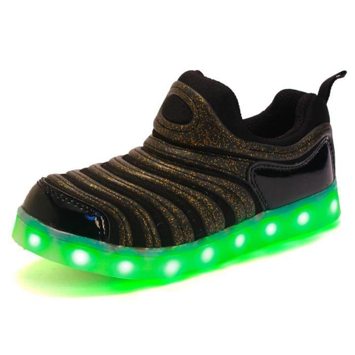 nouveaux chaussures LED pour Enfants support US... dDvVfg