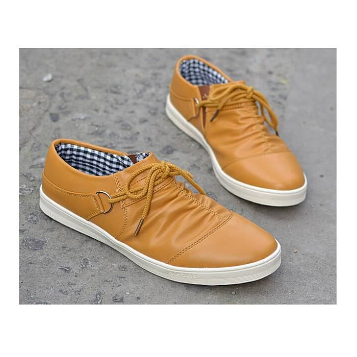 Mode Chaussure Homme Basket Homme Skate Shoes xqAhVp