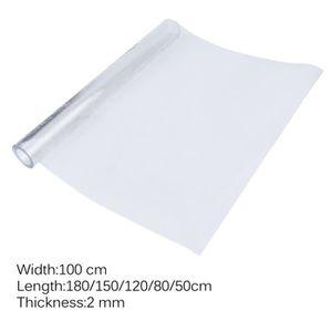 nappe plastique transparente achat vente pas cher. Black Bedroom Furniture Sets. Home Design Ideas