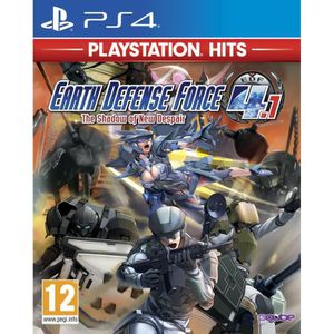 JEU PS4 Earth Défense Force 4.1 The Shadow of New Despair