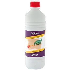 ALCOOL À BRÛLER Acetone 1L - Aceton