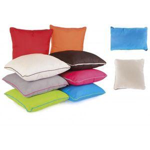 COUSSIN Coussin de décoration 100% polyester - Goa Couleur