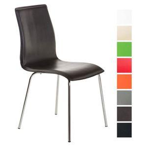 chaise de cuisine gris achat vente chaise de cuisine gris pas cher cdiscount. Black Bedroom Furniture Sets. Home Design Ideas