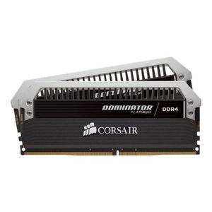 MÉMOIRE RAM CORSAIR Mémoire PC DDR4 - Dominator Platinum - 16
