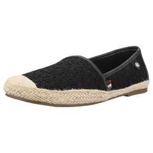 ESPADRILLE Mustang Embroidered Casual Espadrille Femmes Chaus