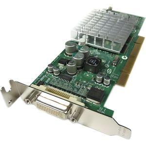 CARTE GRAPHIQUE INTERNE PNY NVIDIA Quadro4 280 NVS PCI faible encombrement