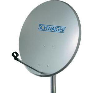 PARABOLE Parabole 60 cm Schwaiger 1 satellite LNB Quad