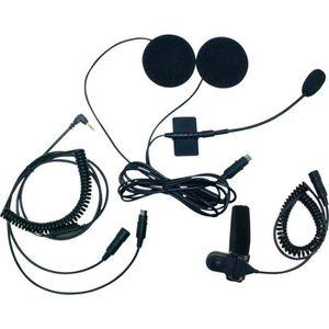 INTERCOM MOTO Set d'intercom pour casque moto Stabo MHS-650