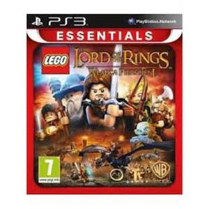 JEU PS3 Lego : Lord of the Rings - essentiels [import euro