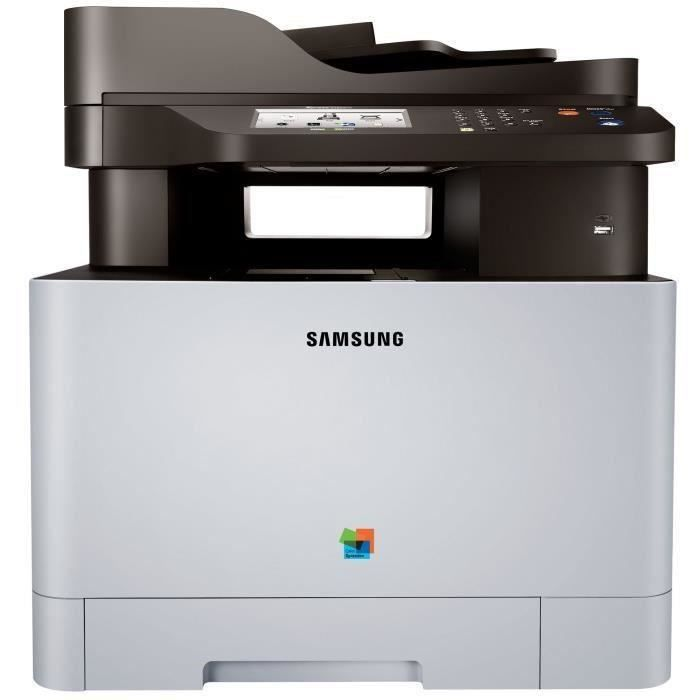 SAMSUNG Imprimante Multifonction Laser Couleur Xpress SL-C1860FW