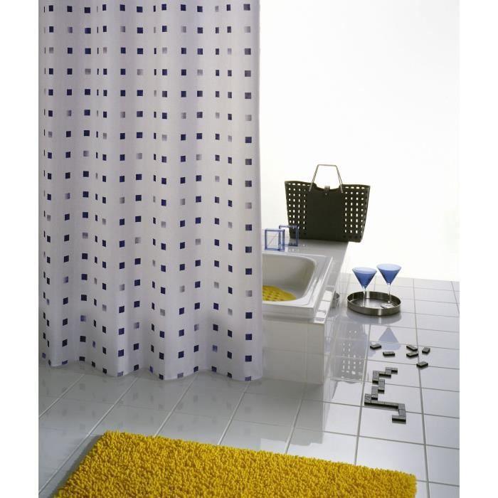 RIDDER Rideaux de douche textile - Domino
