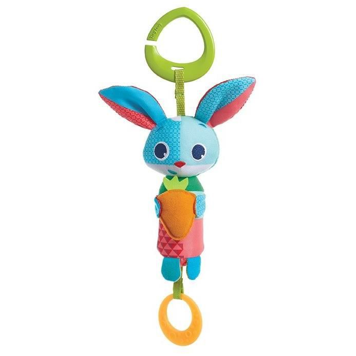 TINY LOVE Jouet clipsable Carillon Thomas le lapin