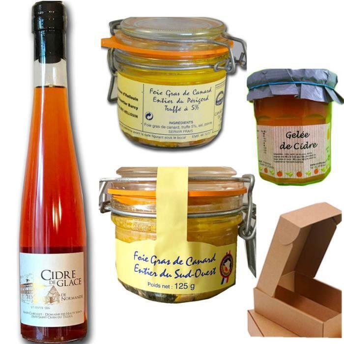 coffrets foie gras achat vente coffrets foie gras pas cher cdiscount. Black Bedroom Furniture Sets. Home Design Ideas