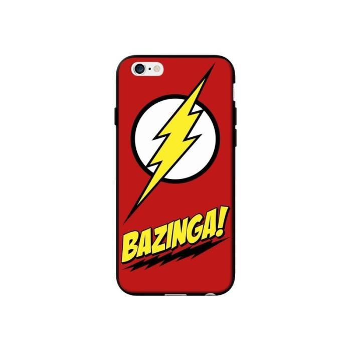 coque iphone 6 the big bang theory
